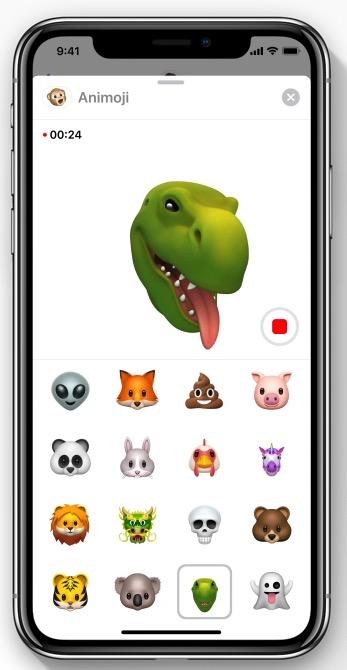 New Animoji / Photo: Apple