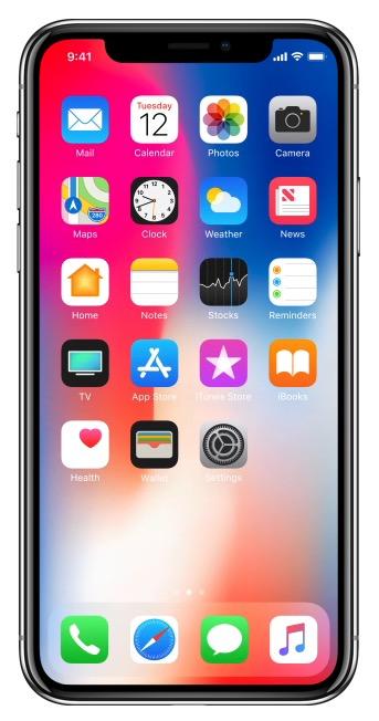 iPhone X / Photo: Apple