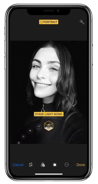 iPhone X - Portrait Camera / Photo: Apple